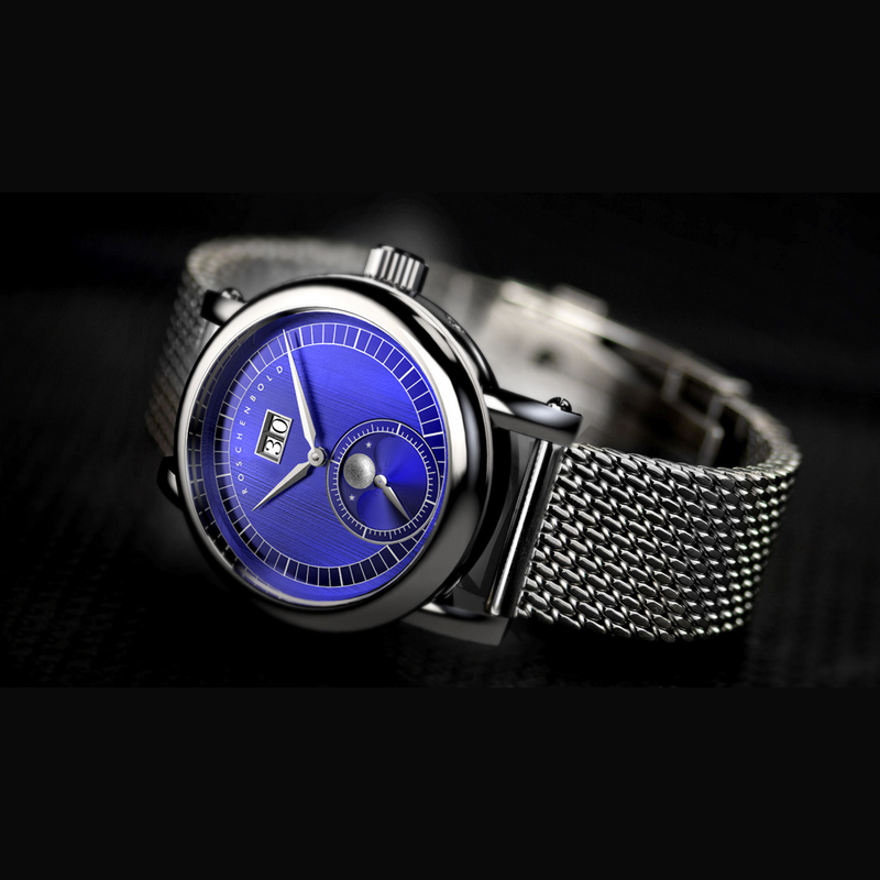 3d watch rendering