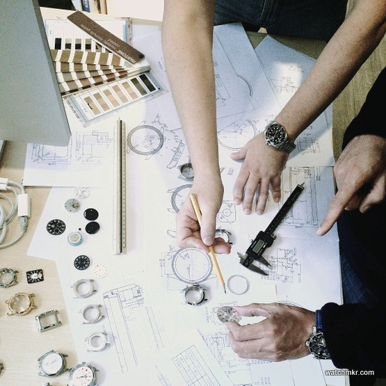 innovative wristwatch design watchmaking traditions