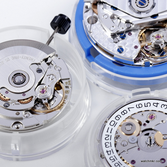mechanical watch movement complications