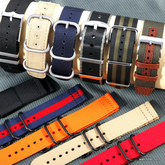 nato zulu watch straps