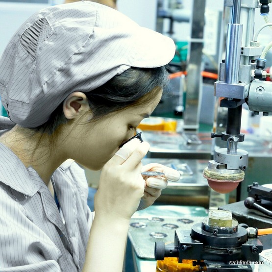 quality control in watch manufacturing