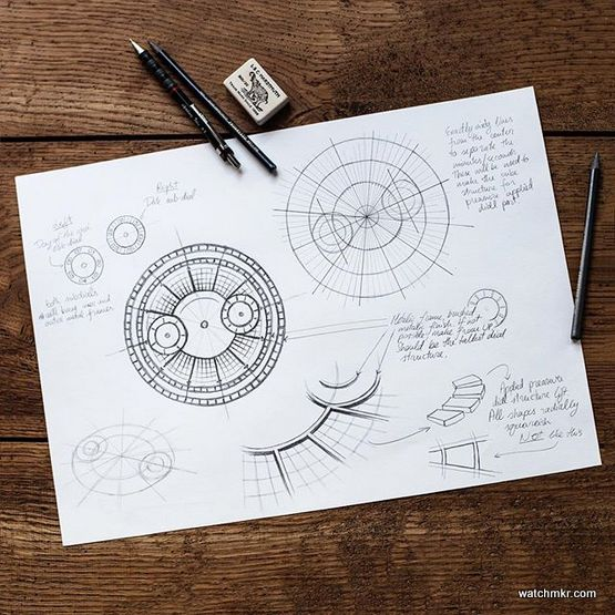 watch conceptual design